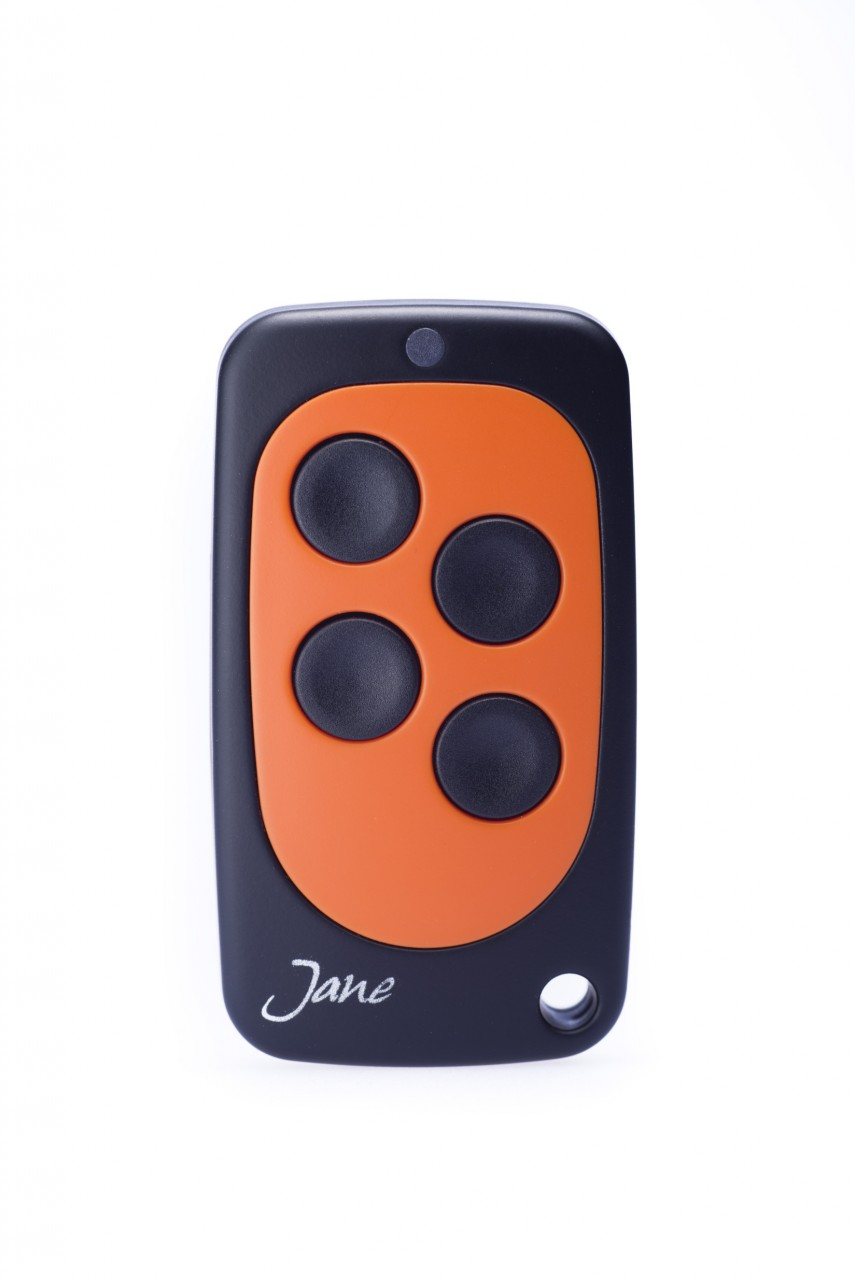 Schartec TOP01 Universal Remote Control 433 MHz - 868 MHz Fixed-Code and Rolling-Code compatible