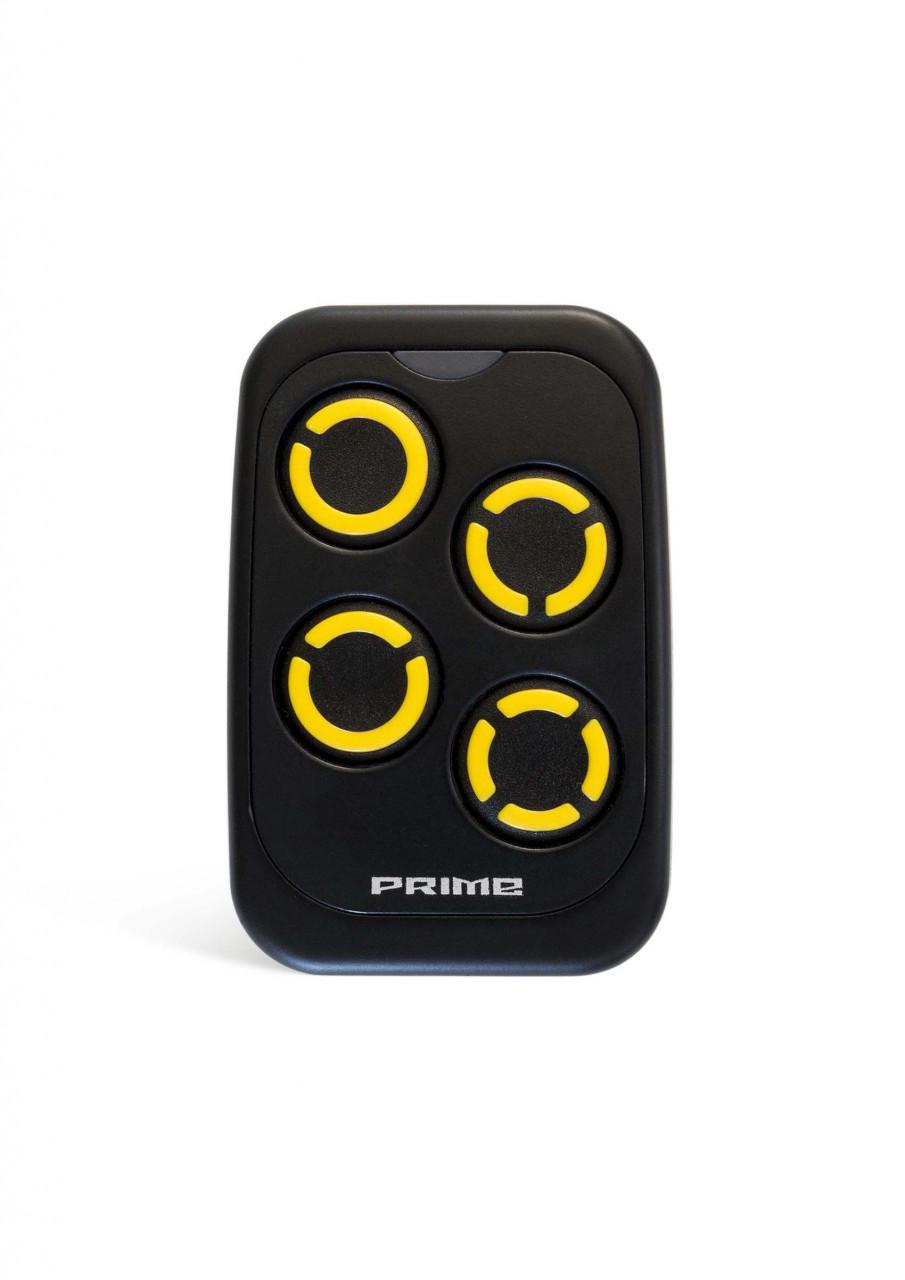 Schartec Universal Handsender Prime TOP01 Gelb 433 - 868 MHz fixed & rolling-code
